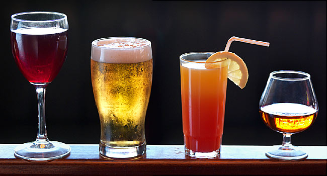 Alcohol salud y deporte dietista nutricionista en for Cocktail express