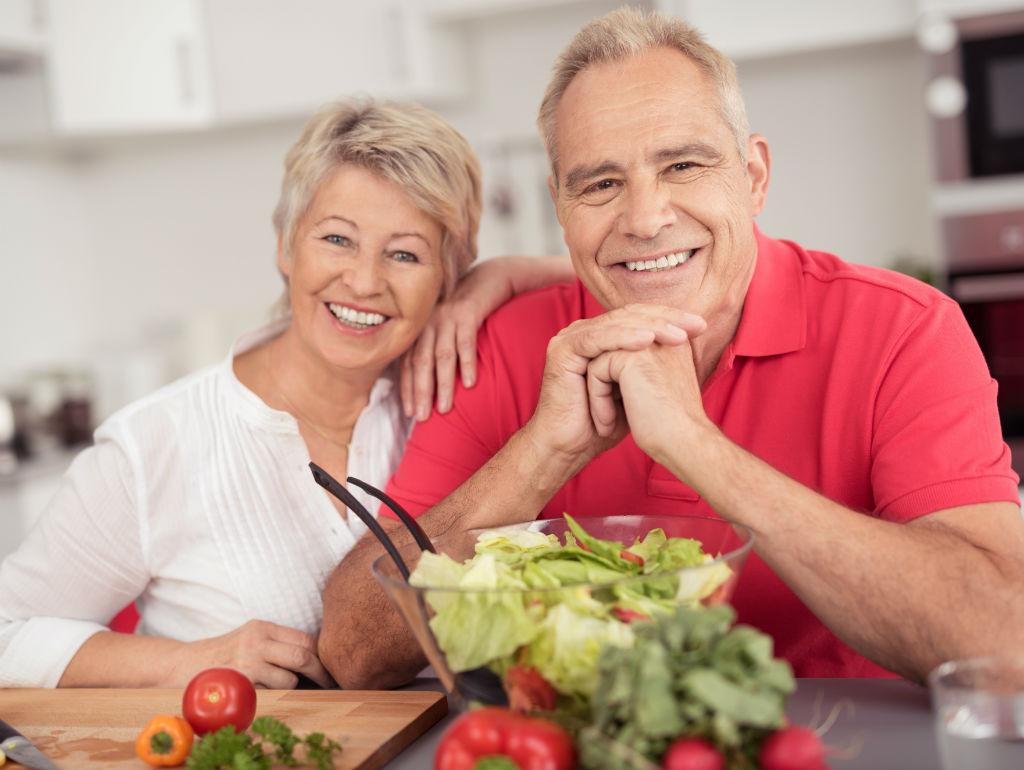 alimentación ancianos