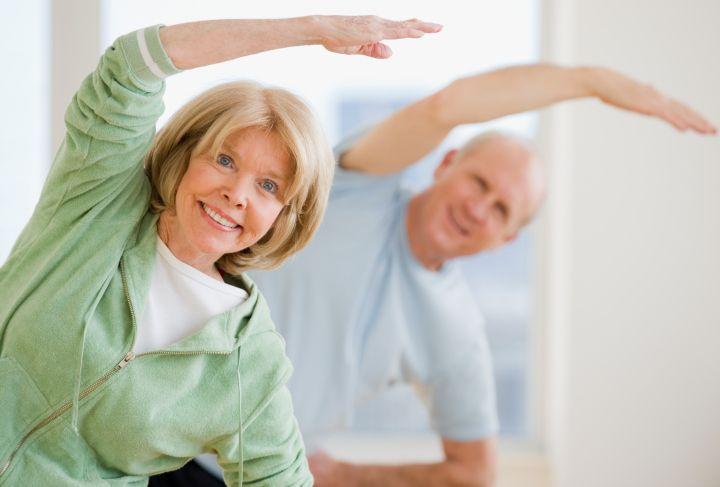 Ancianos y masa muscular - Dietista-Nutricionista en